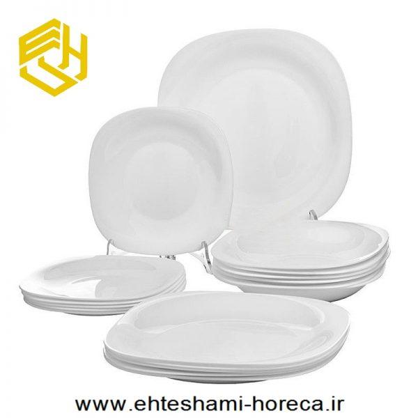 ظروف اپال رستوران مدل eh333